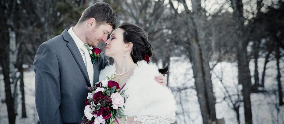 Danielle & Larry {a black hills wedding}