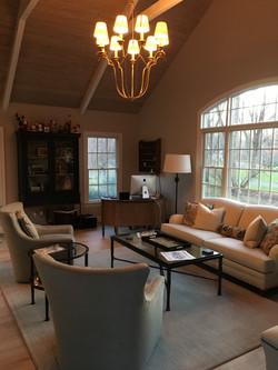 Remodeled Living Room