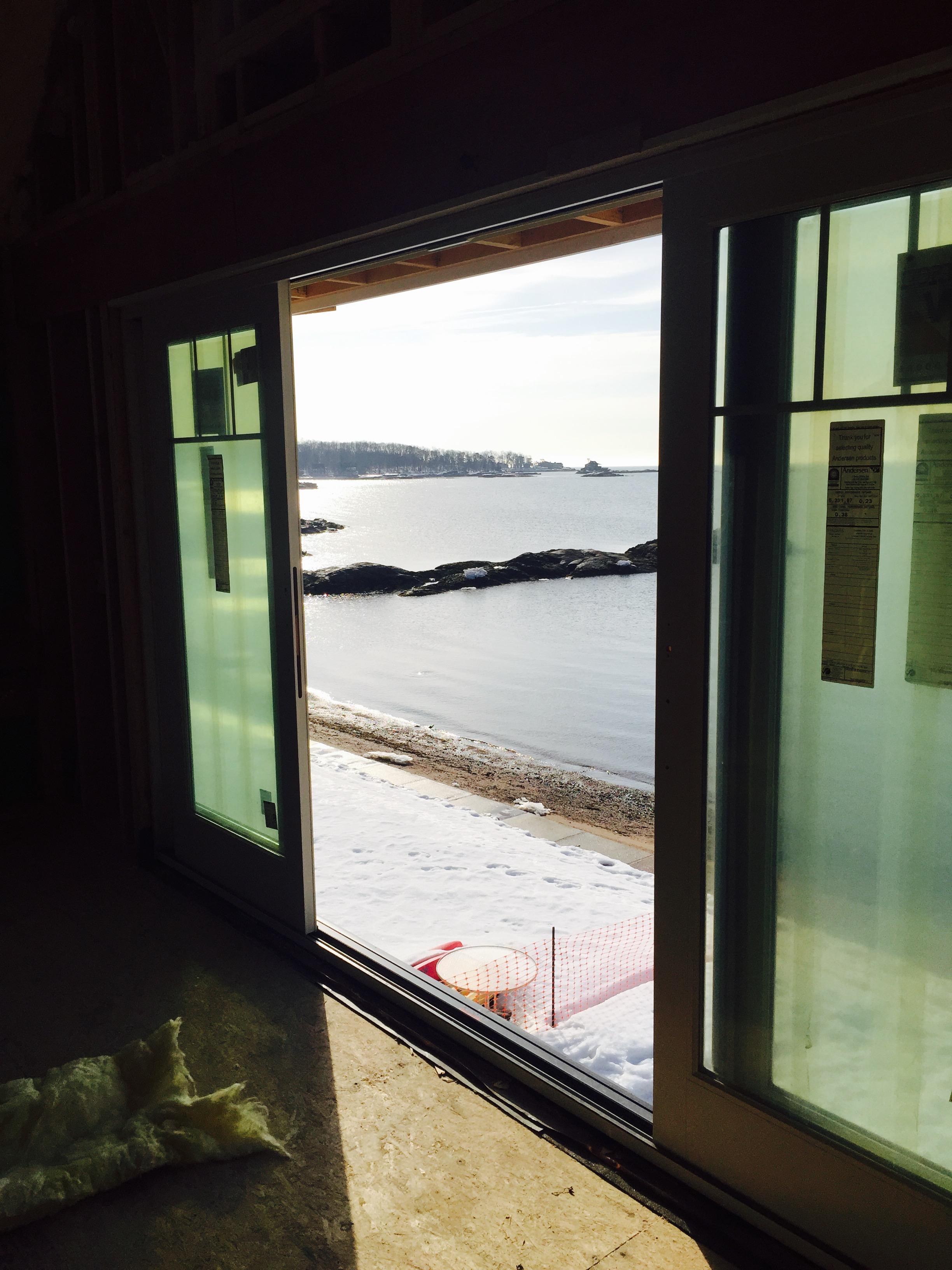 Shoreline Home New Construction