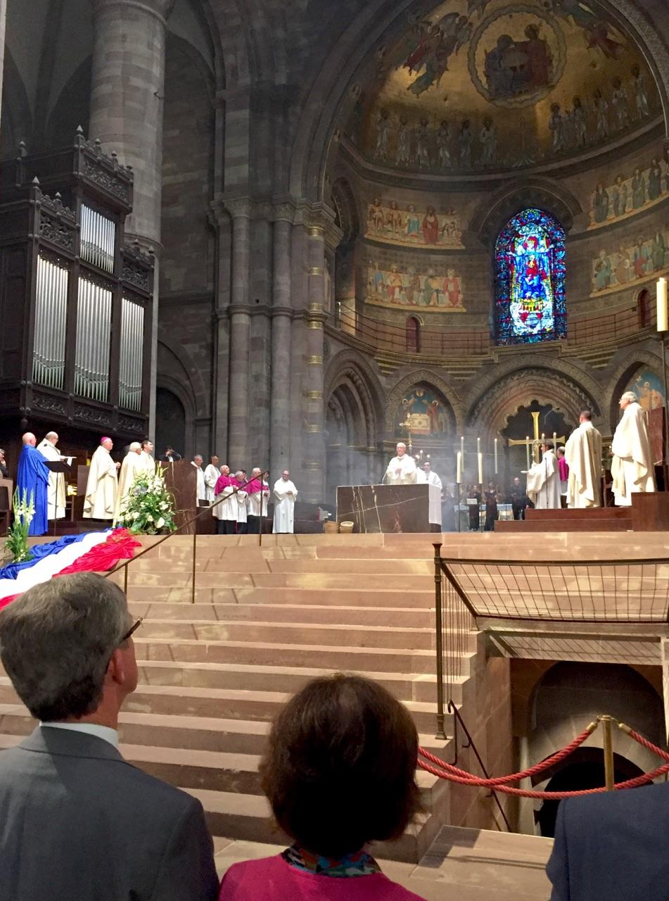 Messe pour la France
