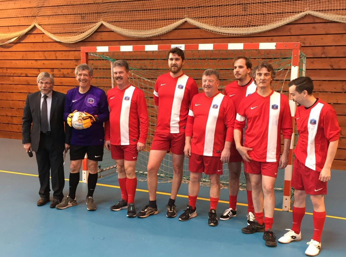 Match de Futsal PAMINA