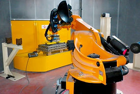 robotic cells foundry
