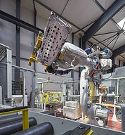 grinding foundry robotic cells
