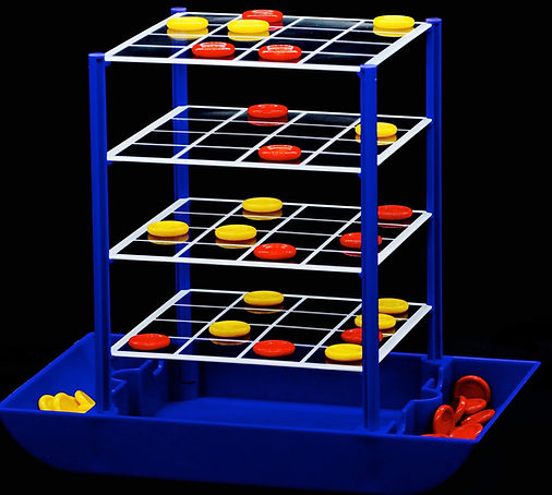 4tec a new 3D Connect 4 Game