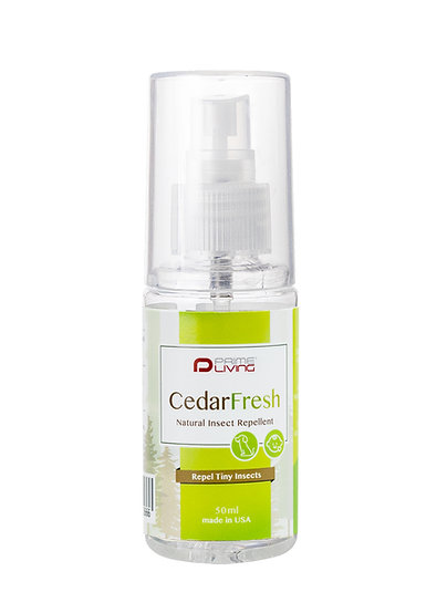 CedarFresh Natural Insect Repellent (Lemongrasse Favor)