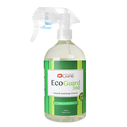 「ecoGUARD 360」天然極速殺菌除臭清潔劑