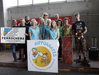 Hippokrates beim Spittaler Flohmarkt