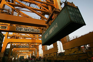 Jebel Ali Port DP World