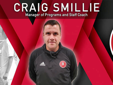 FC Copa Hires Craig Smillie as Manager of Programs