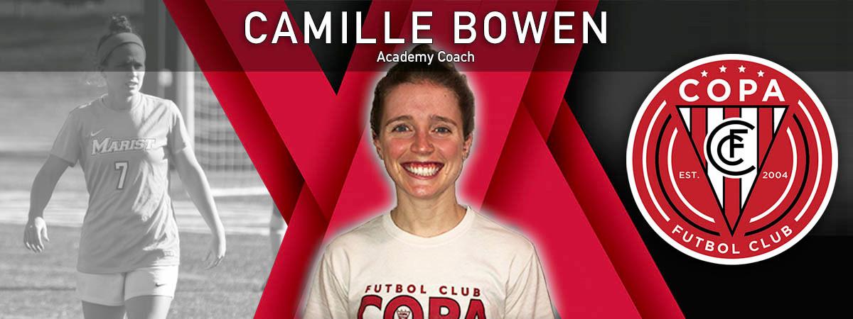 Camille Bowen Announcement