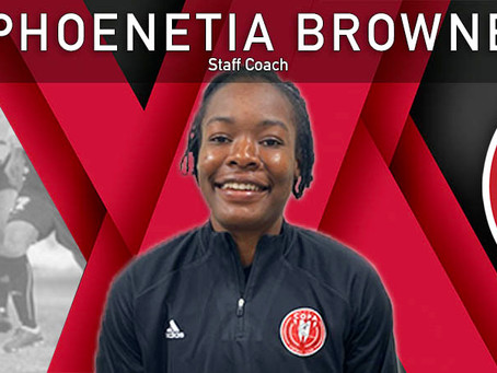 Phoenetia Browne Joins FC Copa