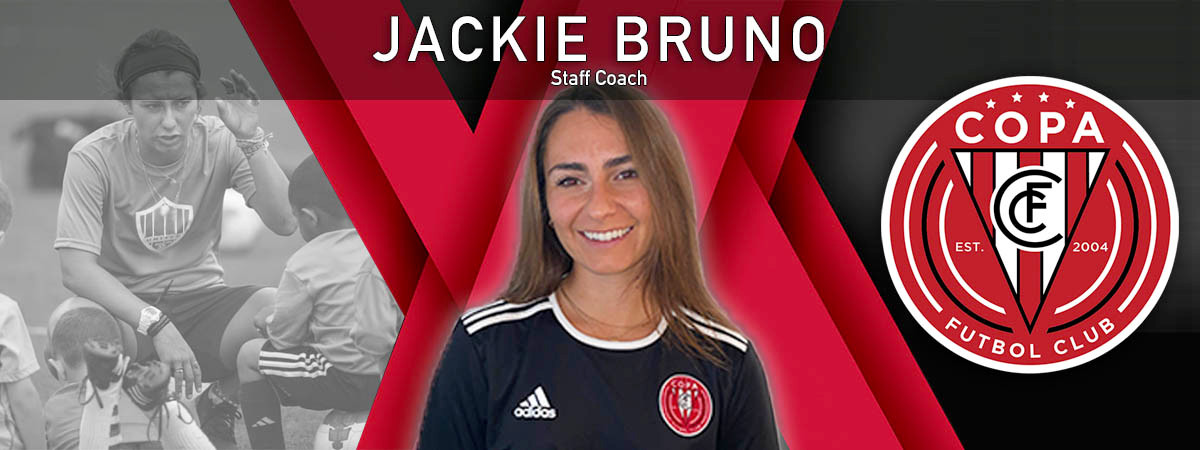 College Head Coach, Jackie Bruno, Joins FC Copa Academy