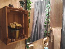 Room with Private Bathroom in Urban Yoga House Hostel & Retreat Ioannina Greece
