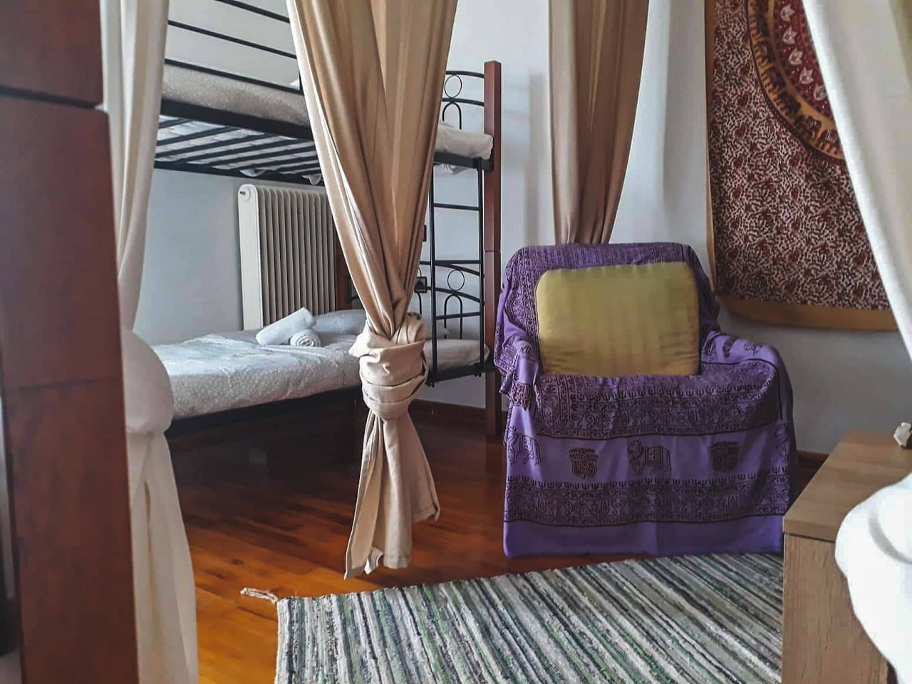 Meditation and Yoga Hostel in Ioannina