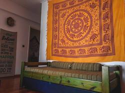 Private bedrooms in Urban Yoga House Hostel & Retreat Ioannina