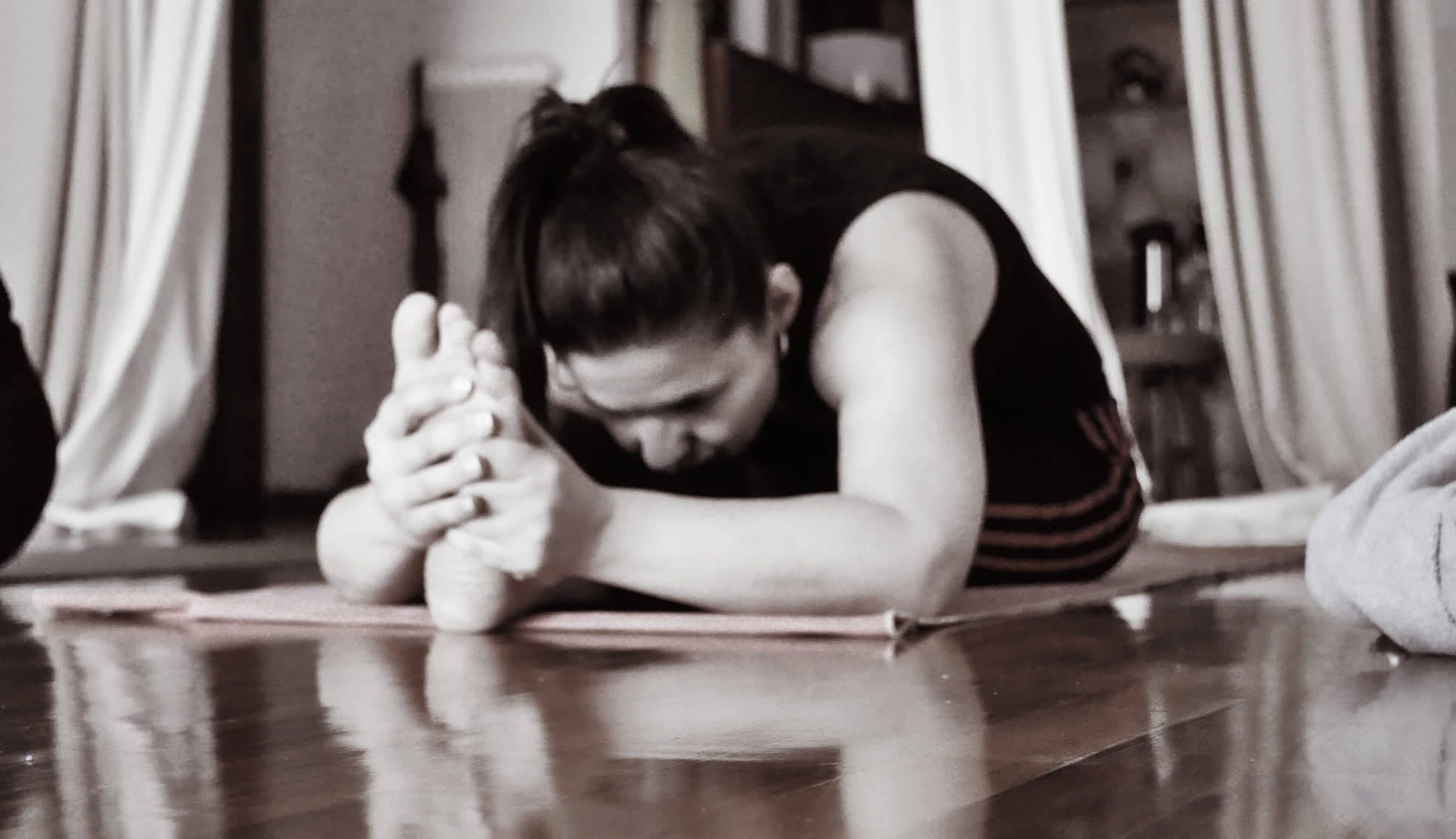 Yoga for focus and flexibility