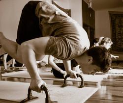 Technique and alignment in Yoga