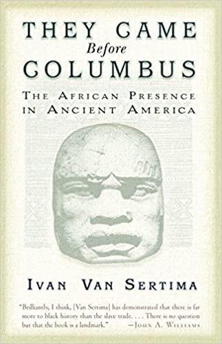 They Came Before Columbus - Ivan Van Sertima (Paperback-New)