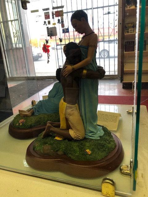Cherished Figurine - Thomas Blackshear Collectible