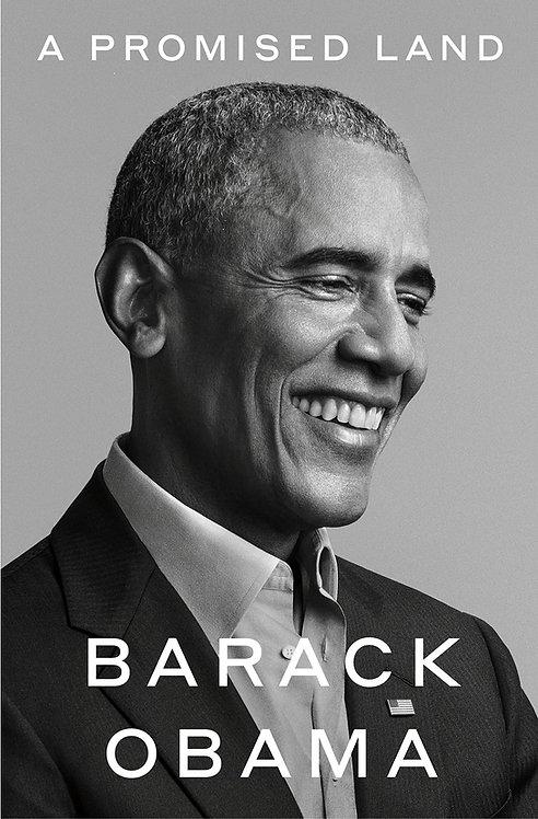 A Promised Land - Barack Obama, (Hardback-New)