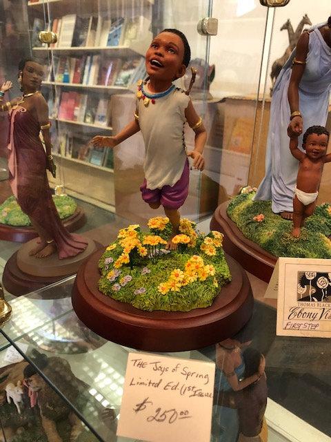 The Joys of Spring Figurine - Thomas Blackshear Collectible
