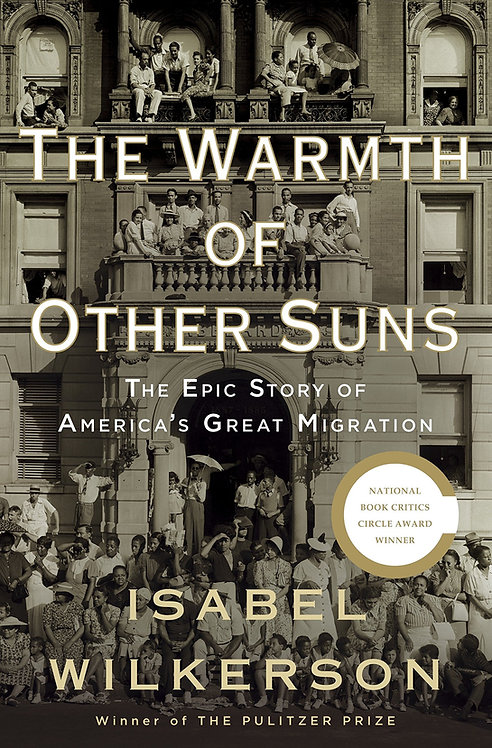 The Warmth of Other Suns, Isabel Wilkerson (Paperback-New)