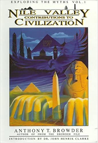 Nile Valley Contributions to Civilization - Tony Browder (Paperback-New)