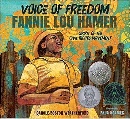 Voice of Freedom - Fannie Lou Hamer