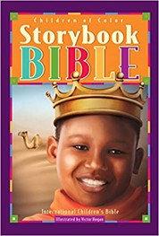 International Children's Bible, the Children of Color Storybook