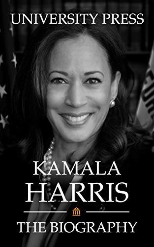 Kamala Harris: The Biography, University Press (Paperback-New)