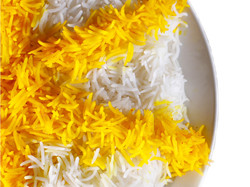 Gohar Rice on a plate