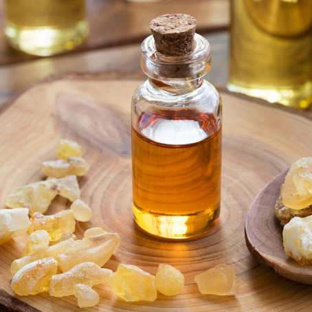 THE KING OF OILS - Frankincense