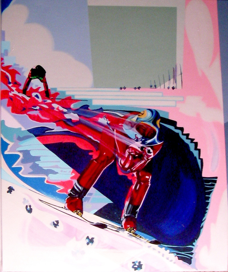 """2006 Speed Skiing Championships"""