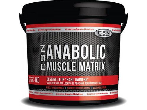 CSN ANABOLIC MUSCLE MATRIX 4KG + 250G CREATINE