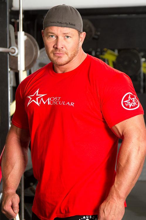 Most Muscular t-shirt