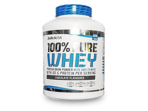 BIOTECH USA 100% PURE WHEY PROTEIN 2.2KG -