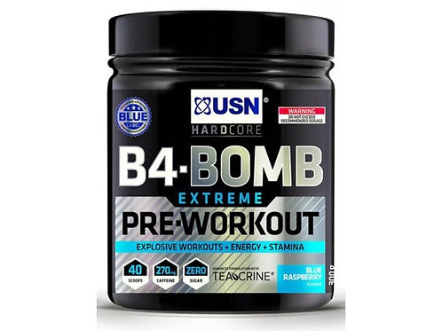 USN B4 BOMB EXTREME PRE WORKOUT 300G