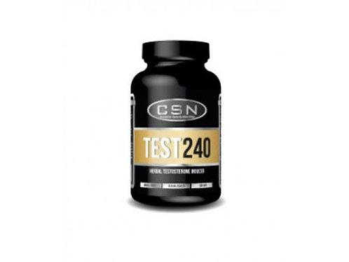CSN TEST 240 - 120 CAPS