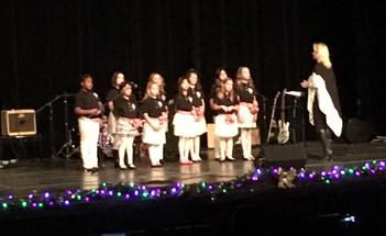 BMA Jr. Choir Christmas Concert