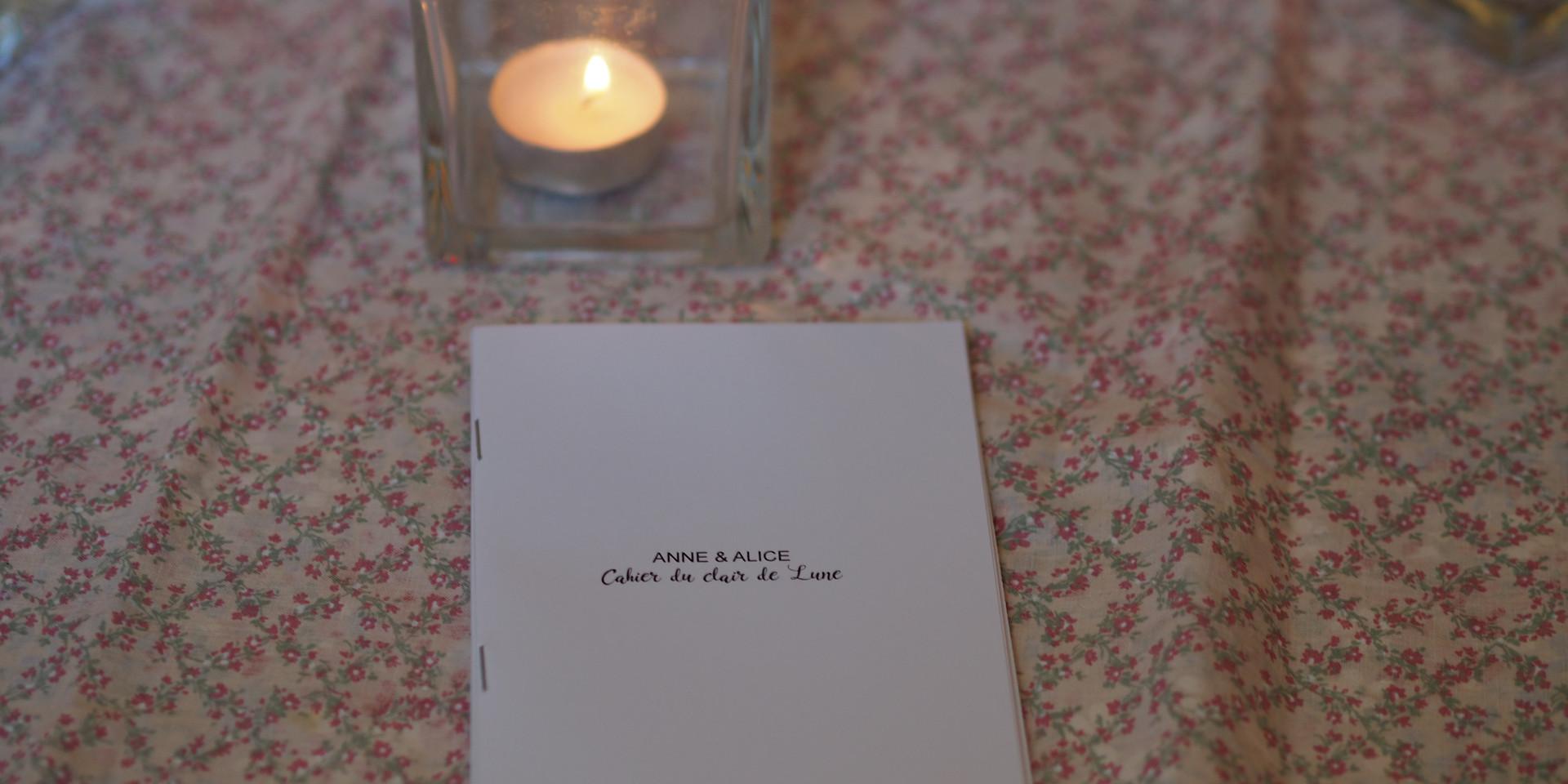 Anne et Alice - Au Clair de la Lune