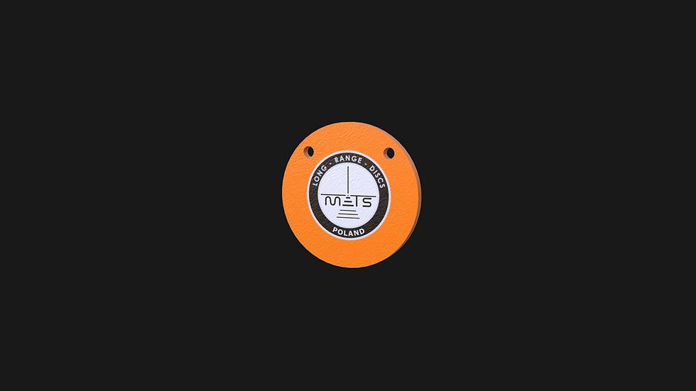 Gong okrągły 150mm z otworami fi 11mm