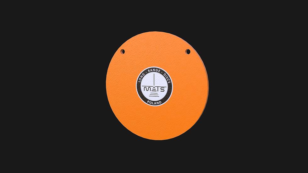 Gong okrągły 250mm z otworami fi 11mm