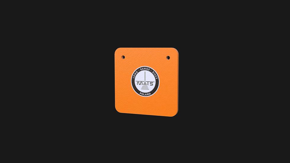 Gong kwadratowy 200mm z otworami fi 11mm