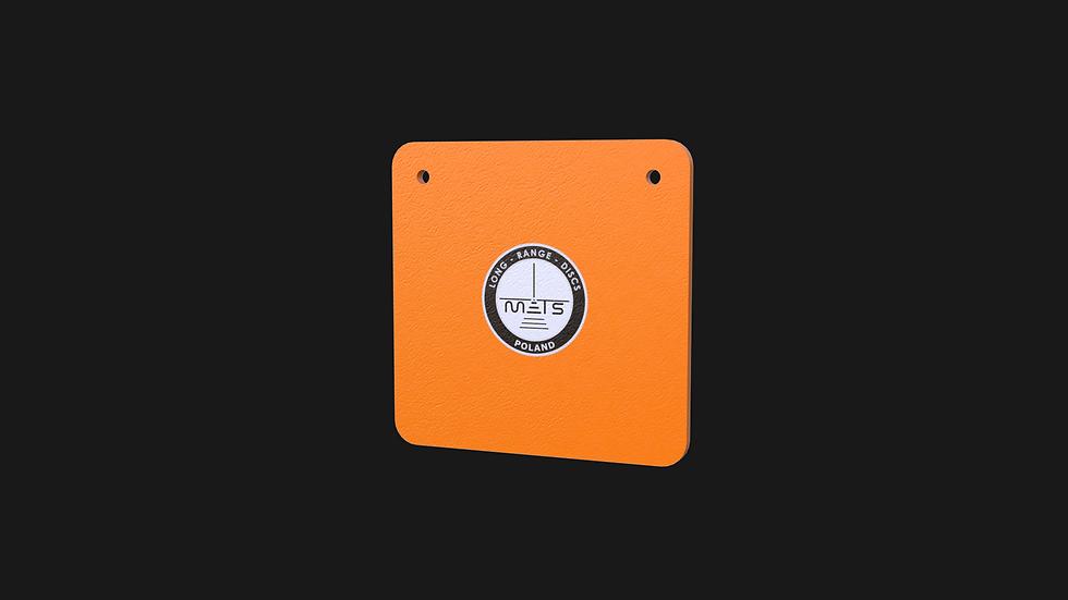 Gong kwadratowy 250mm z otworami fi 11mm