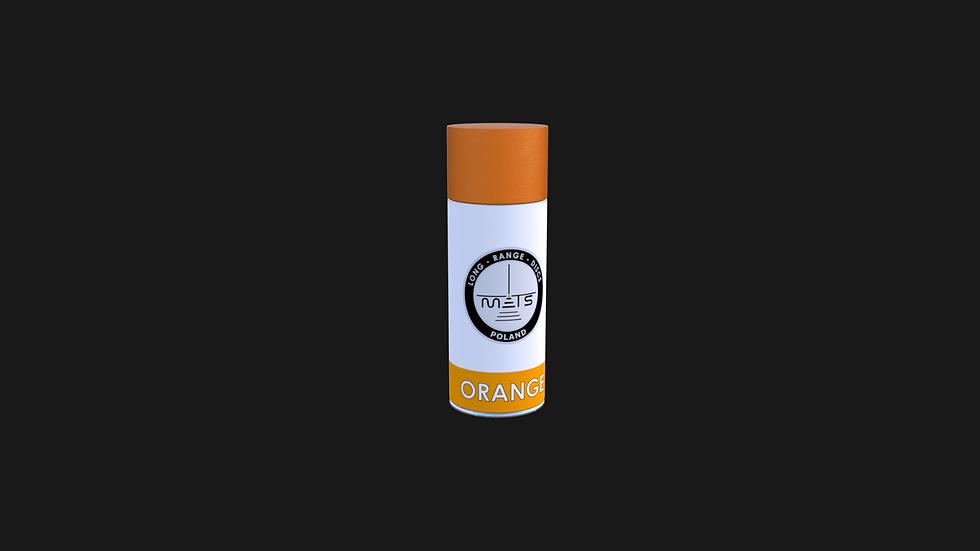 Farba w sprayu - kolor pomarańczowy
