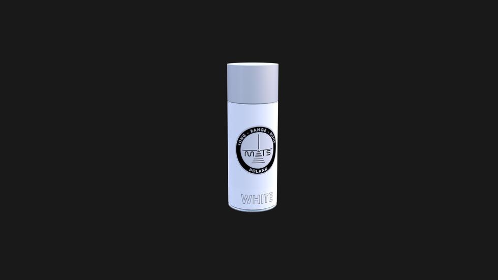 Farba w sprayu - kolor biały