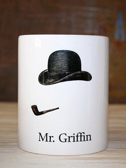 Taza Mr. Griffin