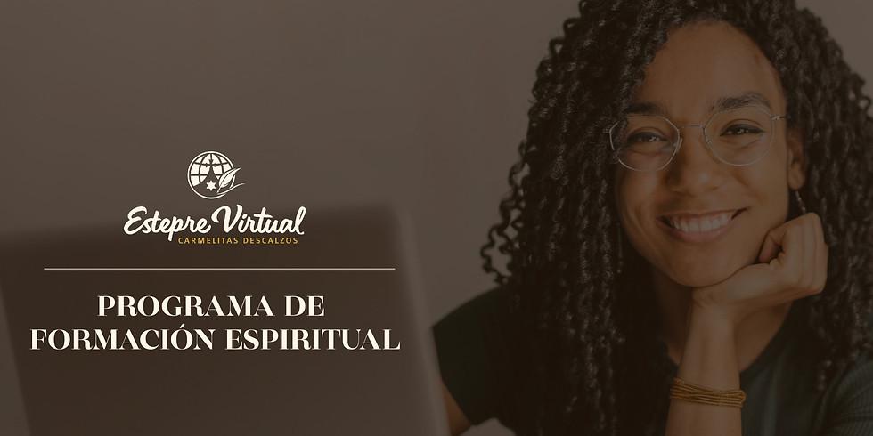 Programa de Formación Espiritual
