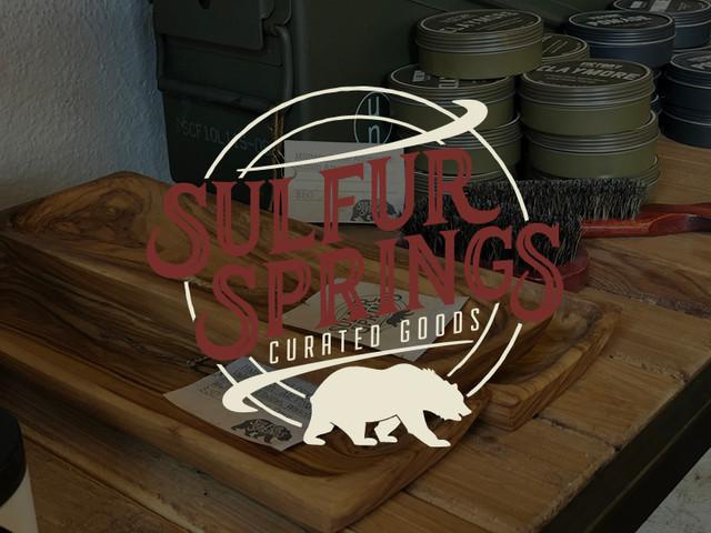 Sulfur Springs Curated Goods