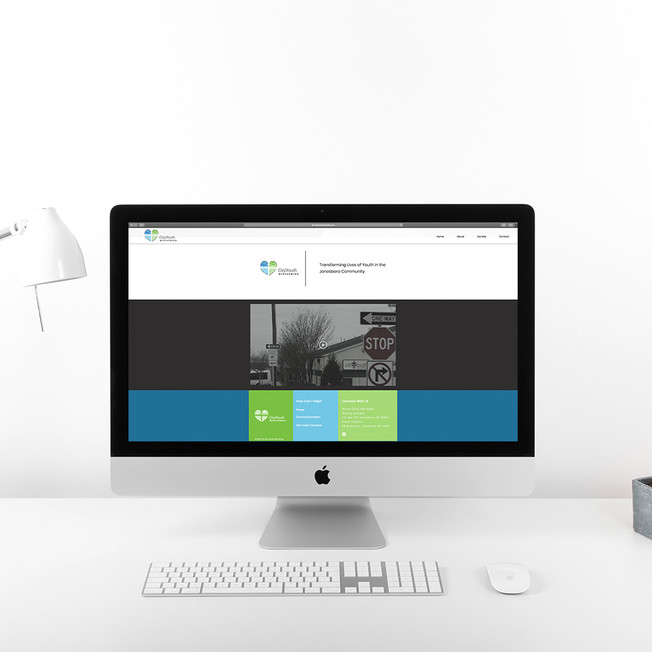Home Page - Footer